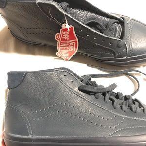 Vans Ultracush Leather shoes
